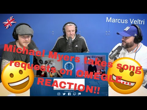 (Ver Filmes) Marcus veltri - michael myers takes song requests on omegle... reaction!! | office blokes react!!
