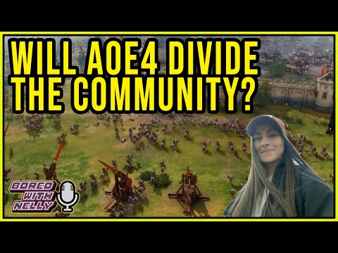 (New) Why aoe2 players are worried about aoe4