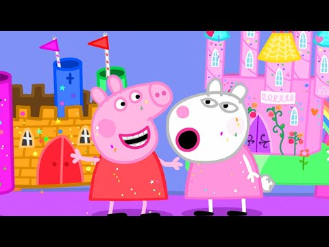 (Ver Filmes) Peppa pig full episodes | school project | cartoons for children