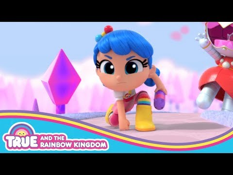 (New) Hero moments from true and the rainbow kingdom season 2 - 1 hour compilation