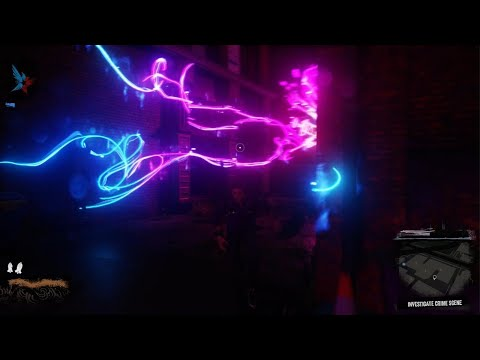 (New) Infamous™ second son game play ps5 1080p 60fps walkthrough part 4