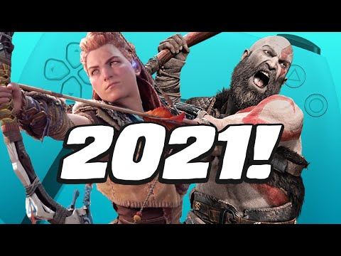 (New) 11 biggest ps5 games coming in 2021