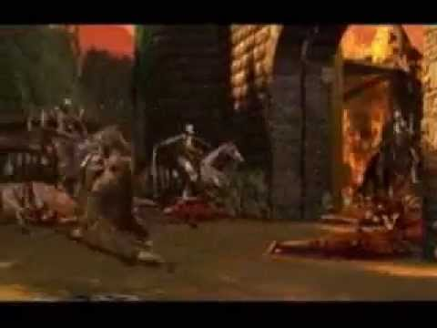 (New) Age of empires 2 official trailer (2000, ensemble microsoft)