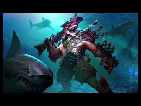 (New) Paladins 4.3 shadow - buck new skin ripjaw buck voice, gameplay