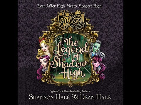 (Ver Filmes) Monster high ever after high: the legend of shadow high