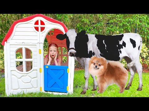 (New) Nastya and a funny collection of summer stories for kids