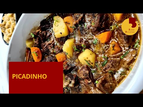 (New) Picadinho | edu guedes | the chef