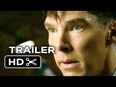 (New) The imitation game official trailer #1 (2014) - benedict cumberbatch movie hd
