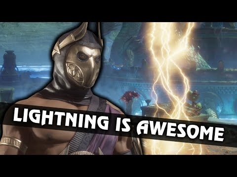 (New) Rains lightning ability is awesome - in-depth applications