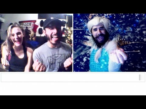 (VFHD Online) Let it go (chatroulette version)