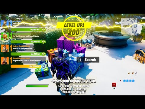 (New) How to get level 100 in fortnite season 5 today! (fast)