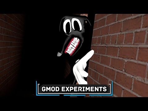 (New) So i put every trevor henderson creature in the maze.. | garry's mod experiments