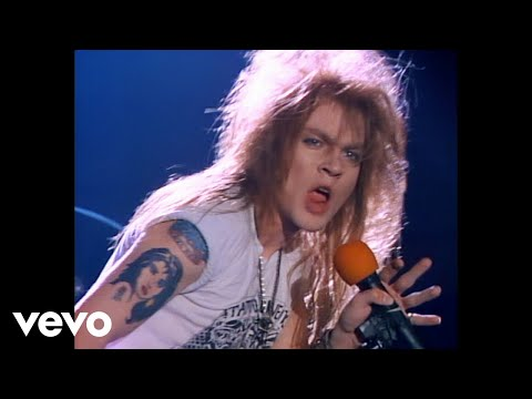 (New) Guns n roses - welcome to the jungle