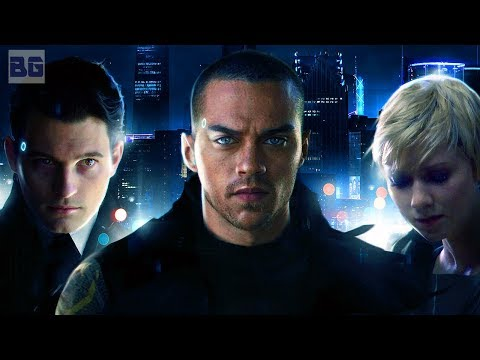 (New) Detroit: become human - o filme (dublado)