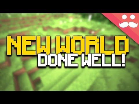 (New) 50 steps to starting a new minecraft world properly!