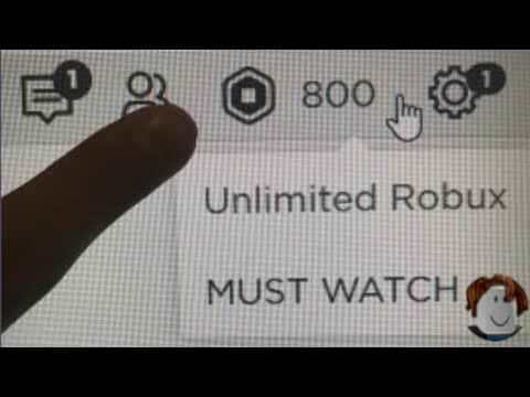 (New) *top secret* working free robux glitch 🤫 (how to get free robux 2020)