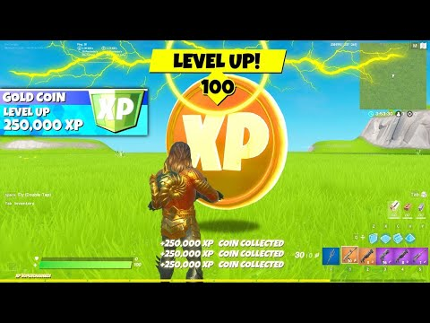 (New) How to get *unlimited xp* in fortnite season 4 *working solo glitch* (level up fast)