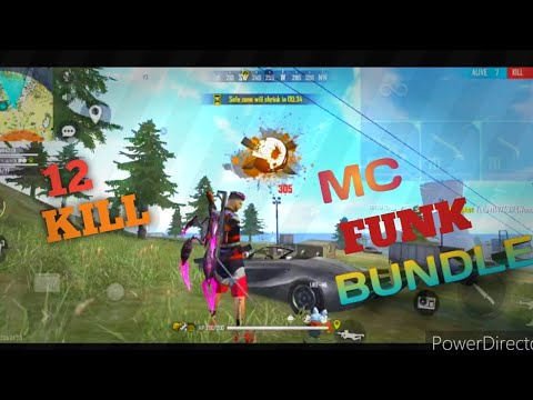 (New) First gameplay with new mc funk bundle full gameplay