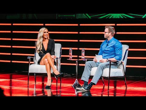 (New) Paris hilton interviewed by courtney reum | upfront summit 2020