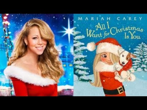 (New) Mariah careys all i want for christmas is you (2017) trailer - animation, comedy, family movie
