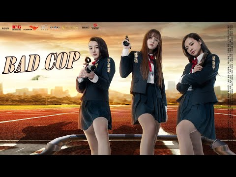 (New) Campus romance movie 2020 | my girlfriend is a cop | action film, full movie 1080p