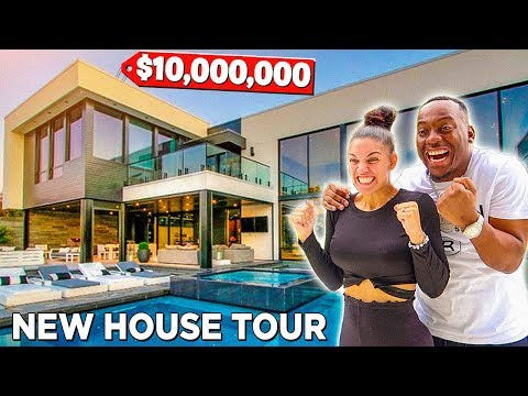 (New) The prince family official house tour!!!