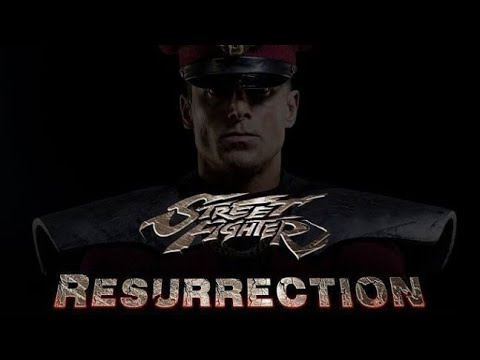 (New) Street fighter resurrection chapter 1