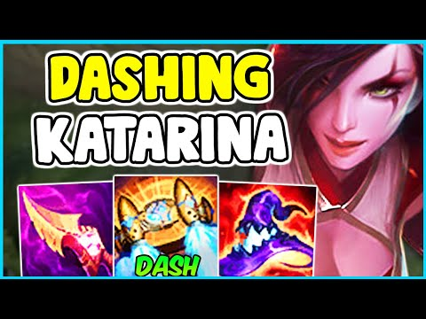 (New) S+ how to actually play katarina mid e carry in season 11 | katarina guide s11 - league of legends