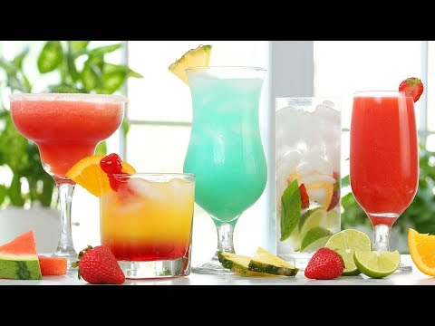 (New) 5 easy summer cocktails | perfect for entertaining