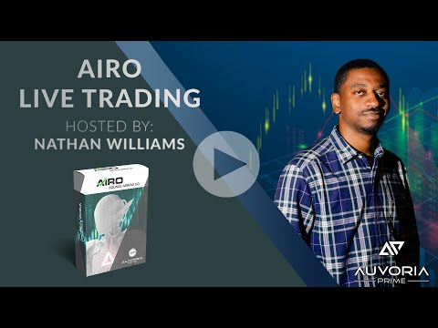 (New) January 17, 2021 - airo live trading with nathan williams