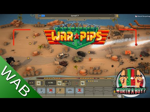 (New) Warpip review - army tug of war game