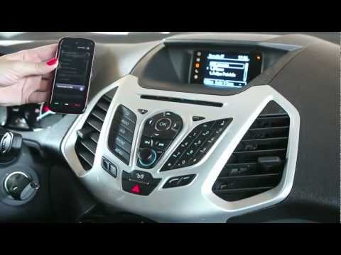 (HD) Quarentena - teste do sistema multimídia sync do novo ecosport