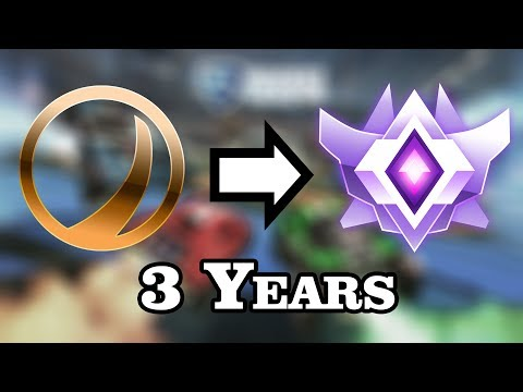 (HD) Actual road to gc - bronze 1 to gc in 3 years