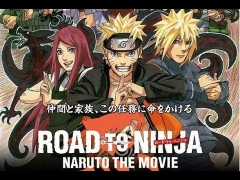 (New) Naruto road to ninja filme completo - 2017