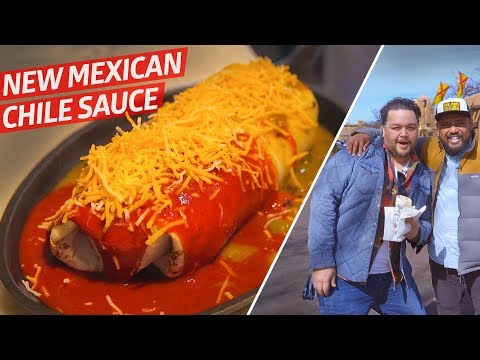(New) The breakfast burrito was invented in new mexico — cooking in america