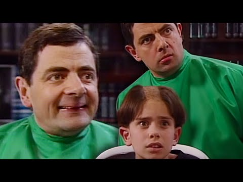 (Ver Filmes) Barber bean | mr bean full episodes | mr bean official