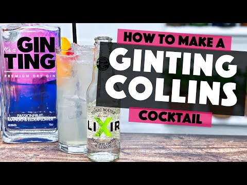 (HD) Easy cocktails with gin | ginting cocktails to make at home