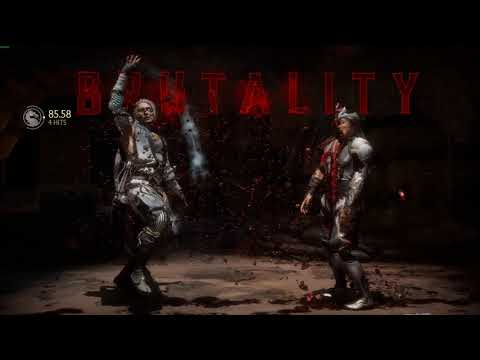(New) Every brutality (mortal kombat 11 aftermath)