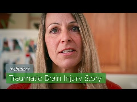 (New) Traumatic brain injury: nathalies story e inspiring mission