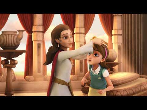 (New) Superbook - esther – for such a time as this - season 2 episode 5-full episode (official hd version)
