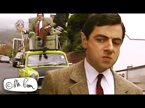 (Ver Filmes) Who wouldnt want mr beans car? | mr bean funny clips | mr bean official