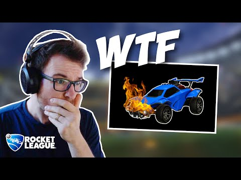 (HD) I asked you to send me your best rocket league talent but didnt expect this...