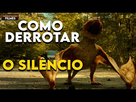 (New) Como derrotar as vespas sanguinárias em o silêncio (2019) - the silence