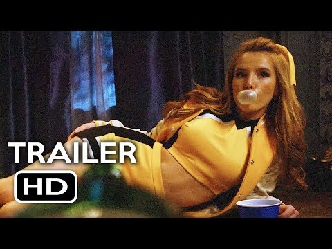 (New) The babysitter official trailer #1 (2017) bella thorne netflix horror comedy movie hd