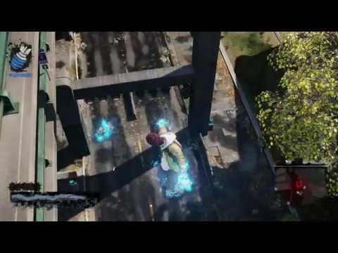 (New) Infamous second son 100% game completion free roam