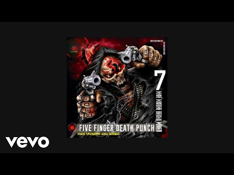 (New) Five finger death punch - stuck in my ways (audio)