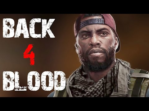 (New) [back 4 blood] gameplay playthrough ep1 - evansburgh (closed alpha)
