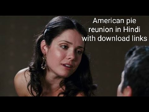 (New) American pie reunion part 2 scene in hindi with links(must watch)