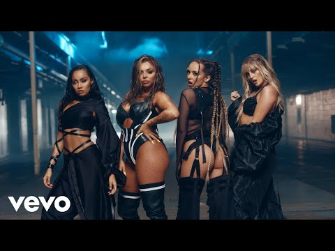 (HD) Little mix - sweet melody (official video)