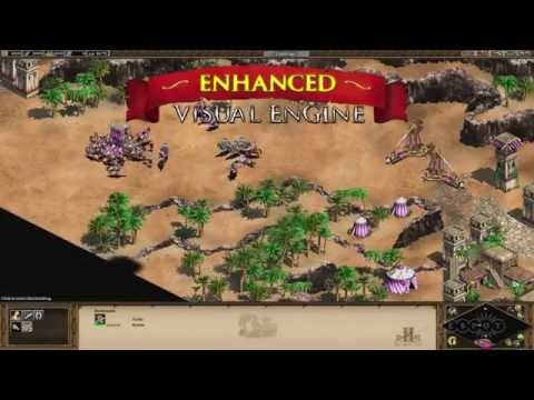 (New) Age of empires ii hd edition trailer